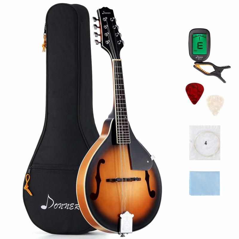 Donner A Style Mandolin